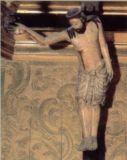 Cristo de la pelota