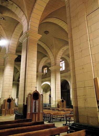 Interior de Santiago